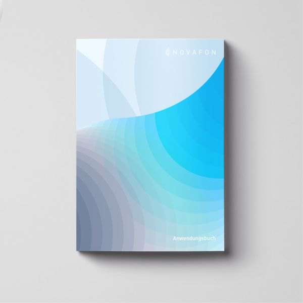 Anwendungsbuch neues NOVAFON Front