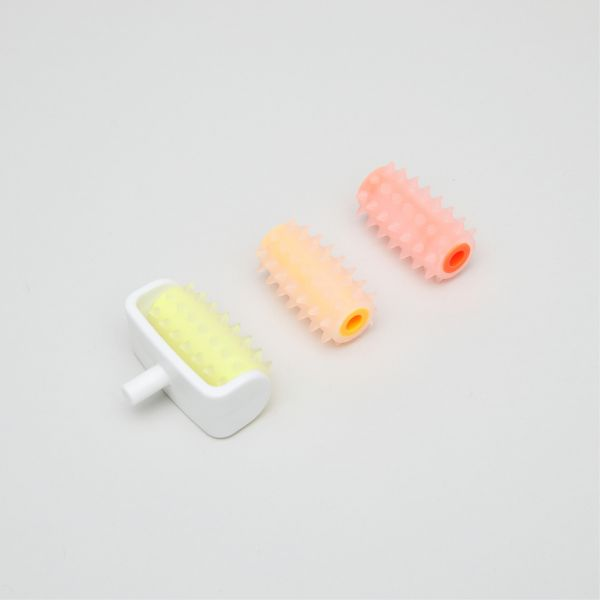 Sensory Roller white - 3 different coloured rollers
