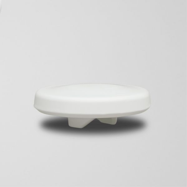 Disc attachment white