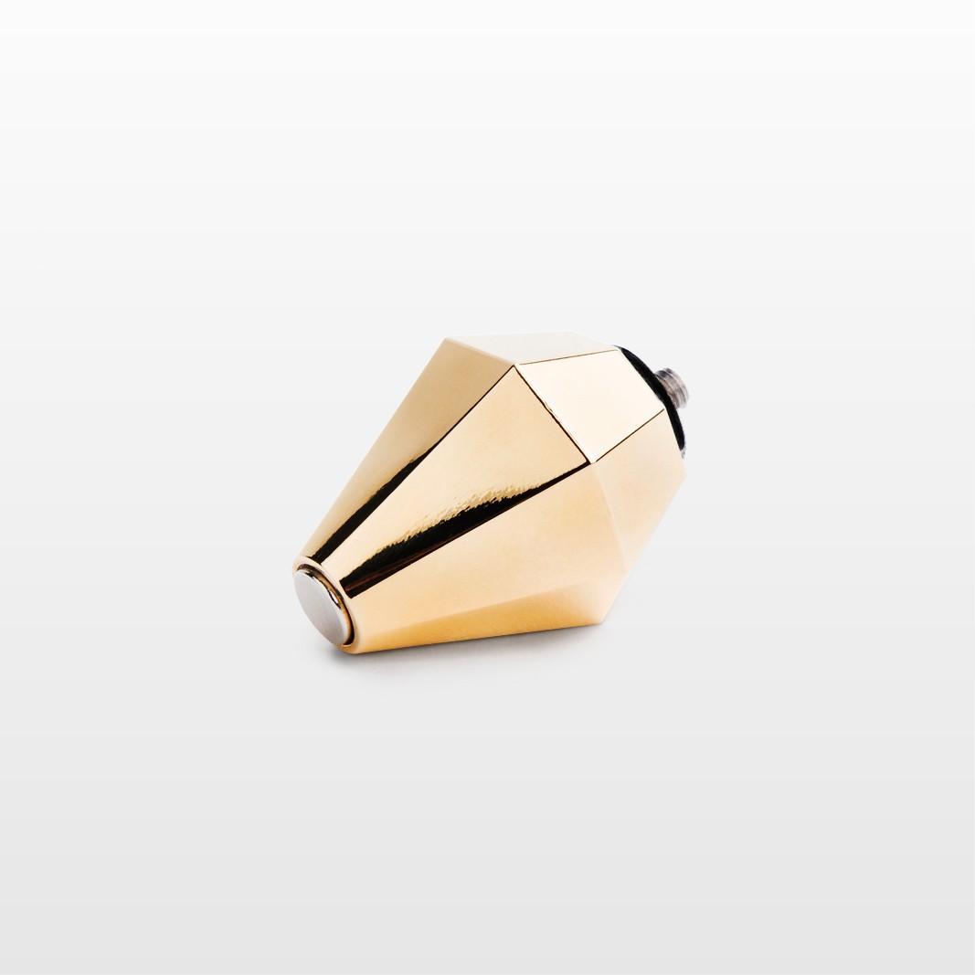 NOVAFON Magnetaufsatz gold