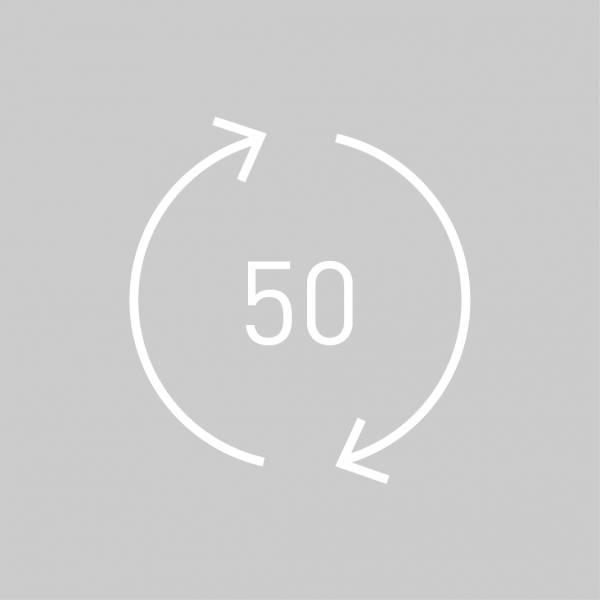 Tausch-Rabatt 50 €