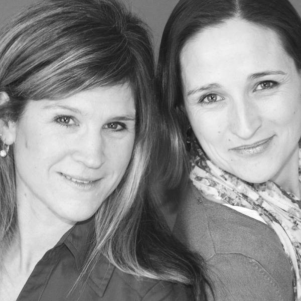 Dr. rer. medic. Melanie Weinert und Manuela Motzko