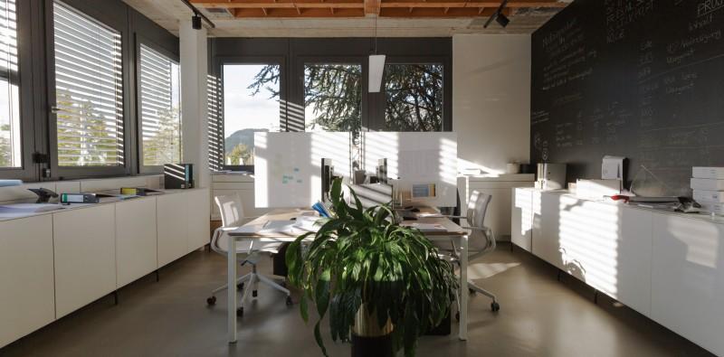 NOVAFON inside: Büroräume