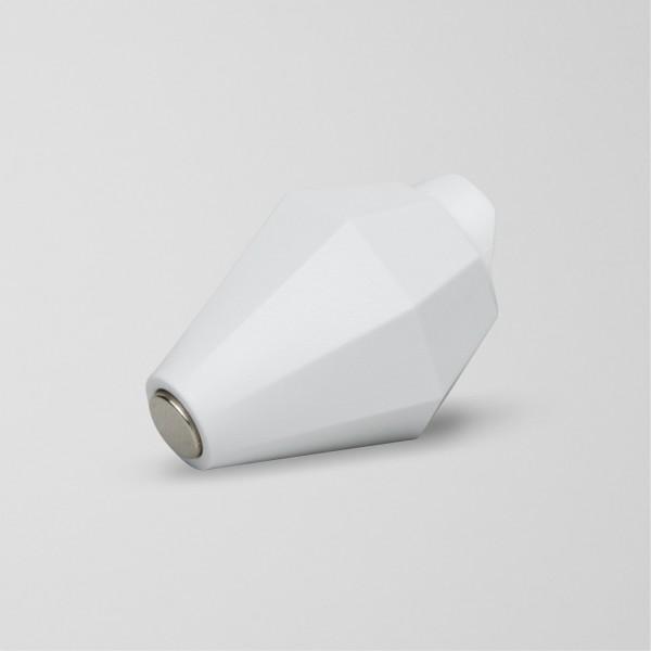 Magnetaufsatz weiß