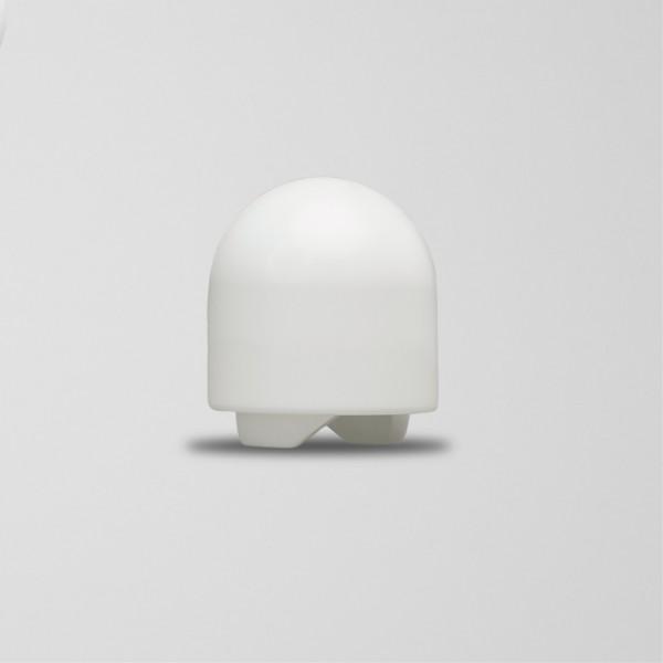 Ball attachment white for Das NOVAFON
