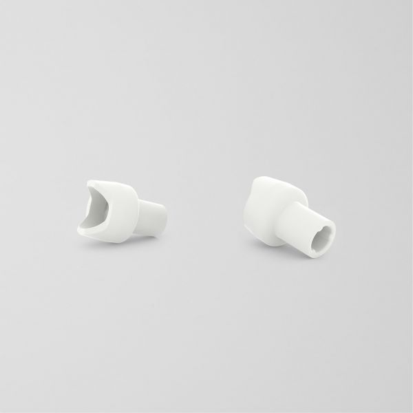 Adapter für neue NOVAFON Geräte - weiß