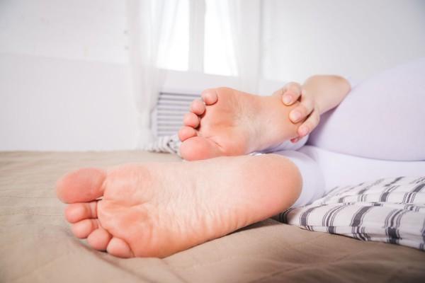 Fersensporn-Behandlung
